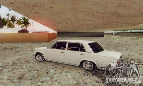 ВАЗ 2101 для GTA San Andreas салон