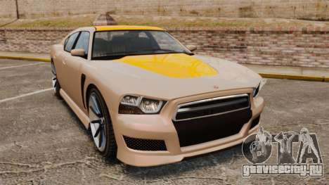 GTA V Bravado Buffalo Supercharged для GTA 4