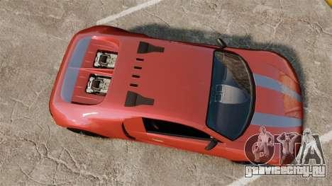 GTA V Truffade Adder [EPM] для GTA 4 вид справа