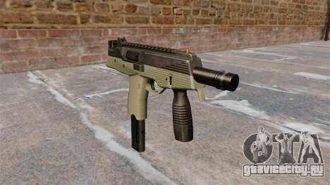 Автоматический пистолет Steyr TMP для GTA 4