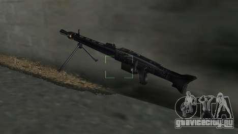 Пулемет МГ-3 для GTA Vice City