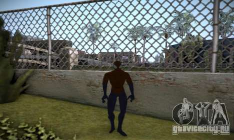 Spider man EOT Full Skins Pack для GTA San Andreas пятый скриншот