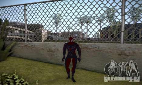 Spider man EOT Full Skins Pack для GTA San Andreas второй скриншот