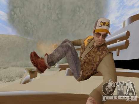 Trevor Phillips для GTA San Andreas девятый скриншот