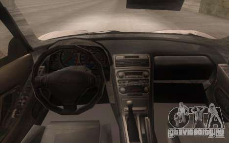 Acura NSX для GTA San Andreas вид справа