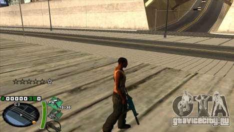 C-HUD для GTA San Andreas