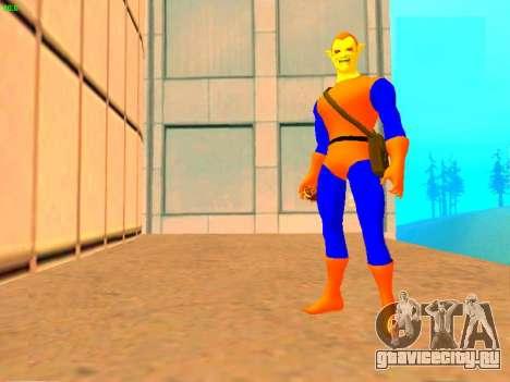 Хобгоблин из комикса для GTA San Andreas третий скриншот