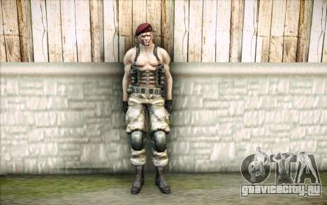 Джек Краузер Наёмник для GTA San Andreas