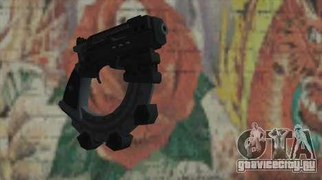 Пистолет из Timeshift для GTA San Andreas