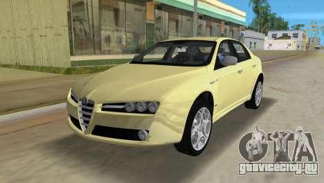 Alfa Romeo 159 ti для GTA Vice City