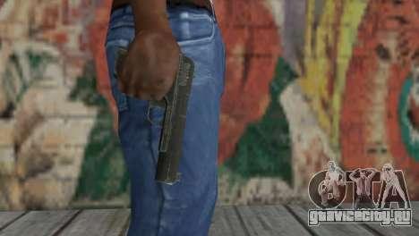 Пистолет TT для GTA San Andreas второй скриншот