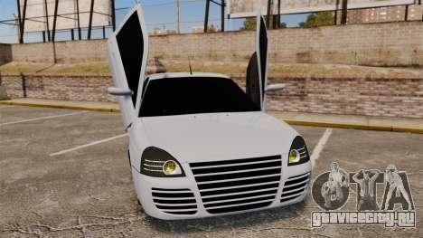 ВАЗ-2170 Lada Priora Turbo для GTA 4 вид снизу