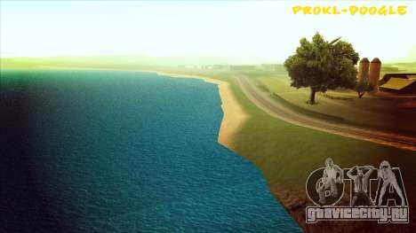 HD Вода для GTA San Andreas