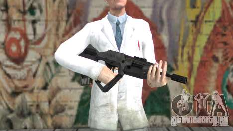 Tar 21 для GTA San Andreas третий скриншот