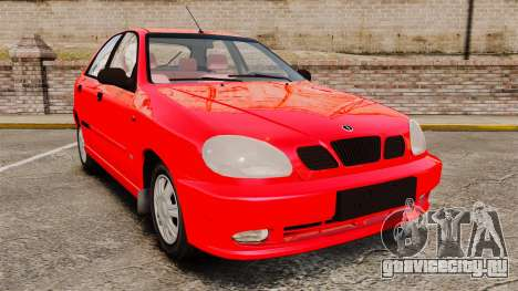FSO Lanos Plus 2007 Limited Version для GTA 4