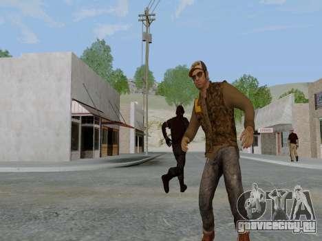 Trevor Phillips для GTA San Andreas четвёртый скриншот