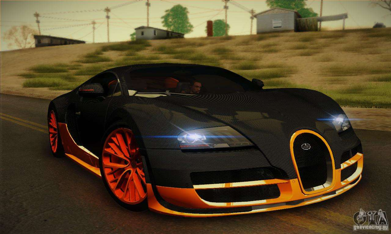bugatti veyron super sport world record edition gta san andreas. Black Bedroom Furniture Sets. Home Design Ideas