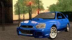 Subaru WRX STI 2004