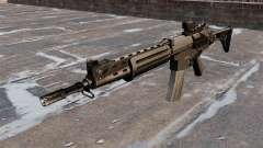 БЕЛЬГИЯ - Штурмовые винтовки мира