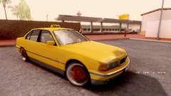 BMW 730i для GTA San Andreas