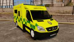 Mercedes-Benz Sprinter [ELS] London Ambulance