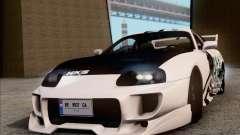 Toyota Supra Mk IV для GTA San Andreas