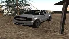 Sadler из GTA 5 для GTA San Andreas