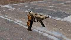 Автоматический пистолет Beretta M93R