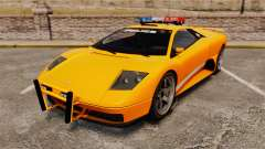 Infernus Police для GTA 4