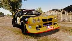 Lancia Delta S4 GroupB