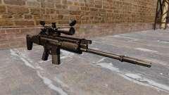 Автоматическая винтовка FN SCAR-H