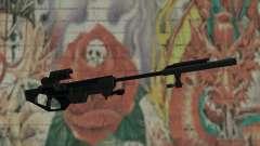 Снайперская винтовка из Timeshift
