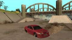 Mitsubishi Lancer Evolution VI для GTA San Andreas