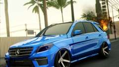 Mercedes-Benz ML63 AMG для GTA San Andreas