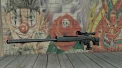 PSG-1 для GTA San Andreas