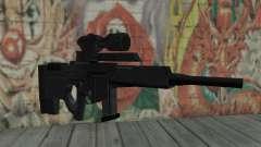 Снайперская винтовка из Resident Evil 4