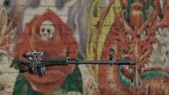 Снайперская винтовка из S.T.A.L.K.E.R.