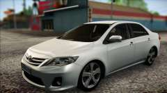 Toyota Corolla 2012 для GTA San Andreas