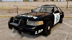 Ford Crown Victoria Liberty State Police для GTA 4
