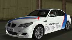 BMW M5 (E60) 2009 Nurburgring Ring Taxi для GTA Vice City