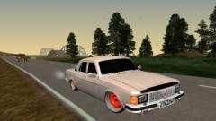 ГАЗ 3102 Stance