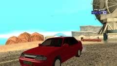 ВАЗ 2115 Такси для GTA San Andreas