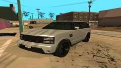 Baller GTA 5 для GTA San Andreas