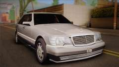 Mercedes-Benz S600 V12 Custom