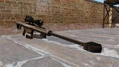 Снайперская винтовка Barrett M82 50 Cal