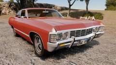 Chevrolet Impala 1967 для GTA 4