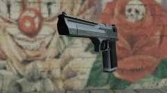 Desert Eagle серебристый для GTA San Andreas