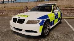 BMW 330i Hampshire Police [ELS]