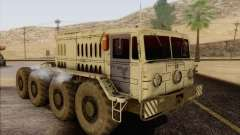 МАЗ 535 Белый