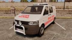 Volkswagen Transporter T5 2010 [ELS]
